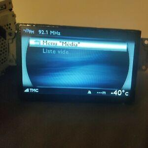 ECRAN LCD  MULTIMIDIA DE GPS NAVIGATION PEUGEOT CITROEN C3 C4 DS3 C5 RT6/NG4