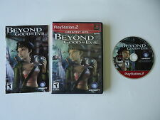 Beyond Good & Evil [Greatest Hits] - Playstation 2 - Complete In Box CIB PS2