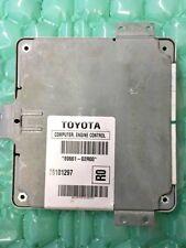 2007-2008 Toyota Corolla ecm ecu computer 89661-02R00