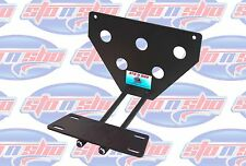 2015-2017 Jeep Renegade - Removable Front License Plate Bracket STO N SHO