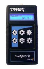 Tramex Cmexpert Ii Digital Concrete Moisture Meter Cmex 2