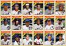 BASEBALL CARD SET Honoring the 1st 18 MLB Negro League Players Unique History