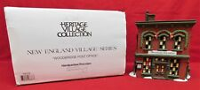 Dept 56 Woodbridge Post Office Heritage Collection *Free Shipping*