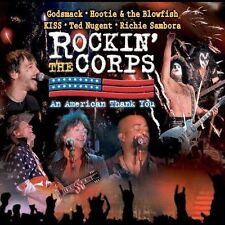 Various Artists Rockin' the Corps  New