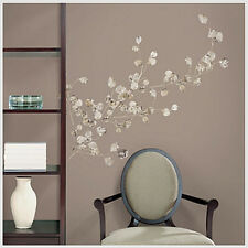 SILVER DOLLAR BRANCH wall stickers MURAL 28 decals 47 inches big room decor