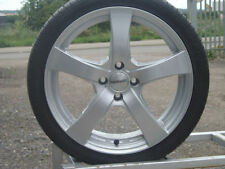 "*Brand New 17""x0.7 Clarks Alloy With Tyre For Mini New Renault Honda Seat VW"