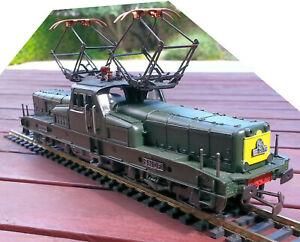 JOUEF Locomotive électrique BB 12079 livrée verte