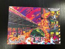 BACKJUMPS MAGAZINE 9 10 ZEDZ BERLIN TRAINS GRAFFITI WRITING OVERKILL XPLICIT RUN