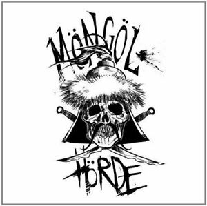 Mongol Horde - Mongol Horde (CD, May-2014, Xtra Mile Recordings)
