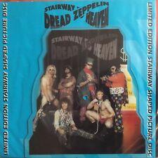 "Dread  Zeppelin - Stairway To Heaven 7"" Shaped Picture Disc Vinyl"