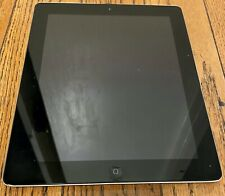 Apple iPad 2 (32GB; A1395; Wi-Fi; 9.7in.; Black & Silver; VG+)