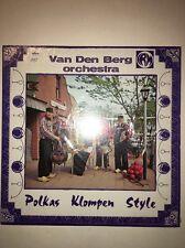 Van Den Berg Orchestra-Polkas Klompen Style LP By Sound Inc-RARE VINTAGE