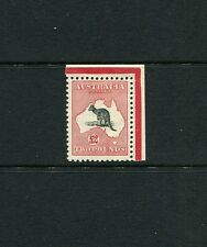 L2 CofA WM SUPERB MARGINAL UNMOUNTED MINT