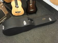 Farida Hard Case For Acoustic Guitar (Fits 12-String) CASE ONLY