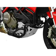 Ducati Multistrada 1200 BJ 2015-17 Motorschutz Unterfahrschutz silber