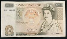 More details for old fifty £50 pound note