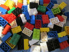 Lego Thirty Building Bricks, Sizes will be 3x2x2  Thick type  ( X 30 Total )