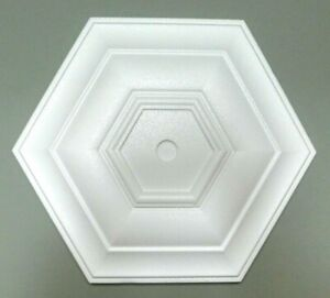 Ceiling Rose Size 40CM  x 46CM - Polystyrene Easy Fit - ' KENSINGTON'