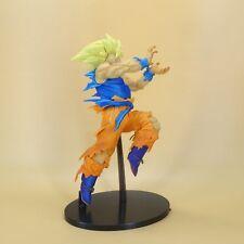 "DragonBall Z DBZ  son GOKU PVC Statue figure 9"" loose"