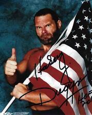 """Hacksaw"" Jim Duggan WWE WWF WCW Autographed Signed 8x10 Photo #2 w/COA"