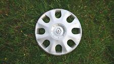 "RENAULT CLIO & MODUS 15"" Inch Wheel Trim/Hub Cap Genuine x1 8200319249 YAGHAN"