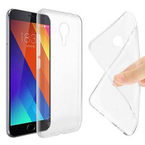 Accessorie Housse Étui Coque Gel Ultraslim Silicone TPU Pour Meizu MX5