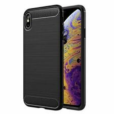 Soft Carbon Slim Gel Shockproof TPU Silicone Plastic Case Cover For iPhone XR