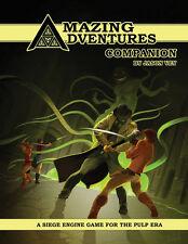 Amazing Adventures RPG: Companion Hardcover IMP TLG76071