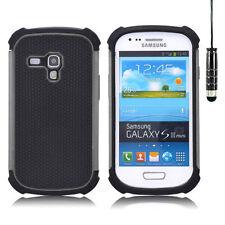 Étuis, housses et coques gris Samsung Galaxy S5 en silicone, caoutchouc, gel pour téléphone mobile et assistant personnel (PDA)