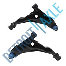 Pair (2) New Front Lower Control Arm & Ball Joint Assembly for Mitsubishi Dodge