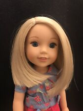 """14"""" American Girl Wellie Wisher Camille Doll"""
