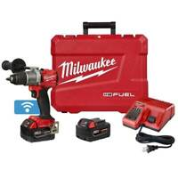 Milwaukee 2805-22 M18 FUEL 18V 1/2-Inch Cordless Drill/Driver Kit