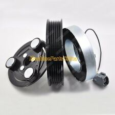 New Auto AC Air Conditioner Compressor Magnetic Clutch for Mazda 6 Pulley PV6