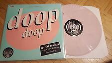 """DOOP-DOOP [special remixé] 12"""" Disco rose vinyle"""
