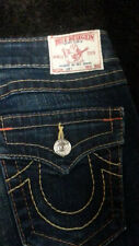 AUTHENTIC Women's True Religion Joey Jeans 28 EXCELLENT CONDITION! Retail $180