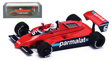 Spark S4788 Brabham BT49 #6 Canadian GP 1979 - Nelson Piquet 1/43 Scale