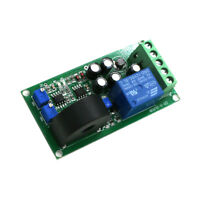 0-20A range Current Sensor Module AC Detection Module Switch Output DC 24V