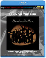 Paul McCartney Band On The Run 2018 Sound And Vision Audiophile 2Blu-ray Set F/S