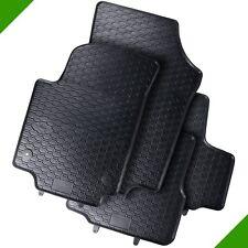 Seat Mii KF1 Premium Auto Fußmatte Gummimatte Matte schwarz