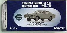 Tomytec TOMICA LIMITED VINTAGE NEO Nissan Gloria 2000 Super Deluxe 1971 mode...