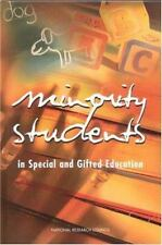 Minority Students in Special and Gifted Education, National Research Council, Go
