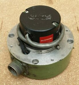 Litton Servotechnik HB125-1250G6  Shaft Encoder