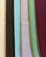 "Zweigart's Lugana Fabric 20 Count Fat Quarter 18"" x 27"" Cross Stitch Even Weave"