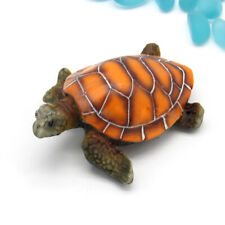 1 Pcs Resin Simulation Turtle Fish Tank Underwater Landscape Aquarium Ornament