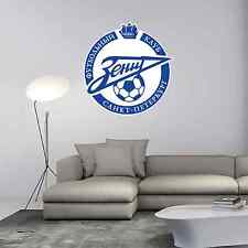 "FC Zenit Russia Football Soccer Wall Decor Sticker Decal 22""X22"""