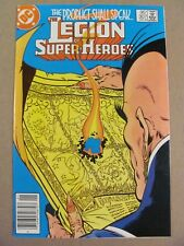 Legion of Super Heroes #307 Canadian Newsstand $0.75 Price Variant 9.2 NM-