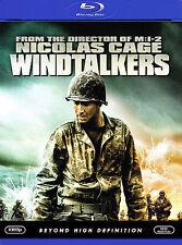Windtalkers [Blu-ray] by Nicolas Cage, Adam Beach, Peter Stormare, Noah Emmeric