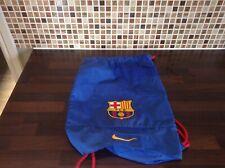Nike FC Barcelona gym/shoe bag