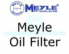 Meyle Oil Filter, Filter Insert with seal 014 018 0010