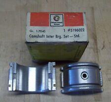 Genuine Detroit Diesel Camshaft Inter Bearing Set 71 Std Part # 5196022 NOS
